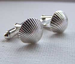 cockle cufflinks