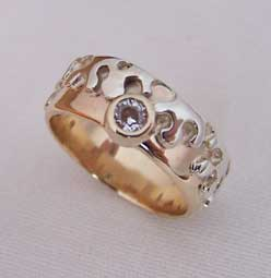 gold coastal ring
